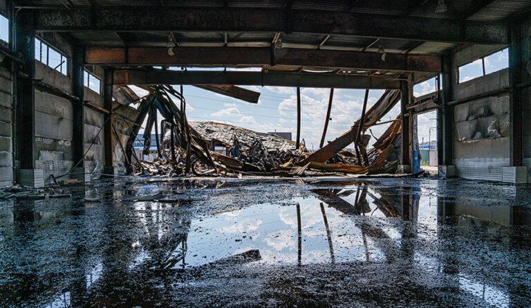 Fire and Smoke Damage Restoration - Golden Triangle DKI