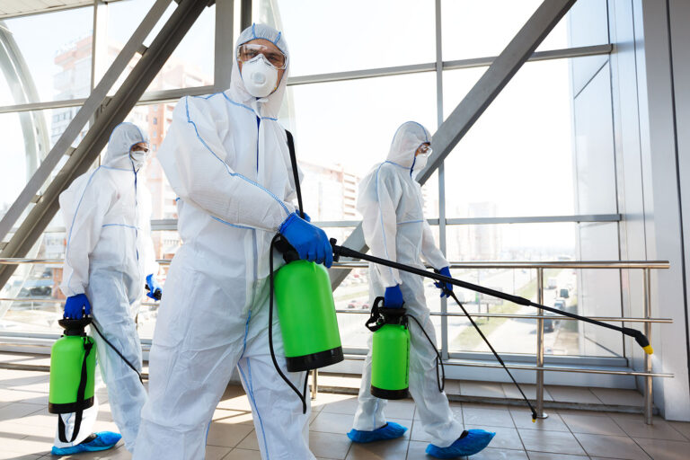 Covid-19 Cleaning and Disinfection - Golden Triangle DKI