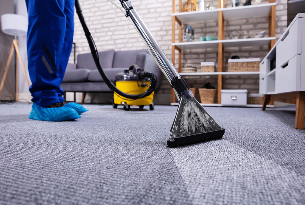 Carpet and Upholstery Cleaning - Golden Triangle DKI